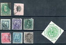Brazil small collection used & MM.Note SG 598 MM