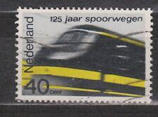 NVPH Nederland Netherlands nr 819 used 1964 trein train tren Pays Bas