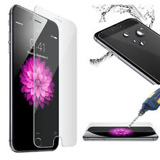 For New Apple iPhone 7 Plus Clear 100% Genuine Tempered Glass Screen Protector