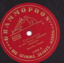 SCHURICKE-TERZETT  : Columbus ( witziger Comedian Harmonists Stil )