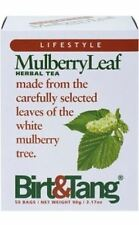 Diferentes & Tang Blanco Puro mullberry té 50 Bolsas
