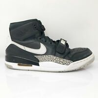 Nike Mens Air Jordan Legacy 312 AV3922-001 Black Cement Basketball Shoes Size 13