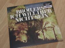 """Broilers - Ich will hier nicht sein - 7"""" Vinyl limitiert auf 3000 Stück *** NEU"""