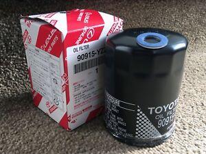 NEW GENUINE TOYOTA RAV 4 2000 2001 2002 ENGINE OIL FILTER 2.0 1AZFSE FREE WASHER