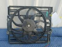 96 97 BMW 740IL RADIATOR COOLING FAN ASSEMBLY OEM 64548380774