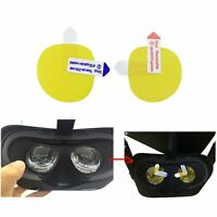 4pcs / set VR Lens Protector Film Sticker Parts for Oculus Rift / Oculus S Quest