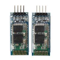 FK 2 x Arduino JY-MCU HC-06 Wireless Bluetooth Serial RF 5V Transceiver Module