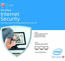 McAfee Firewall Security Software