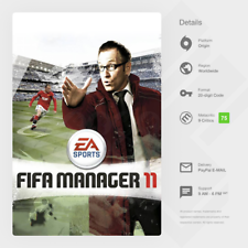 FIFA Manager 11 (PC) - Origin Clave [global, Multi-Lang, instantánea]