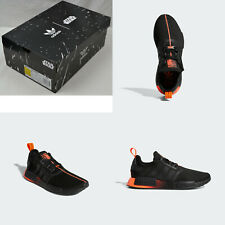 ADIDAS Star Wars Darth Vader NMD R1 BOOST US 9 UK 8.5 Brand New With Box Sneaker