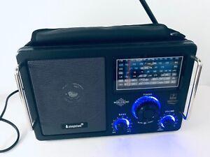 Steepletone High Sensitivity World Receiver MBR-1051 7-Band Radio VGC