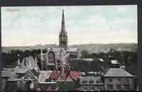 Norfolk Postcard - Roof Top View of Norwich     RS2551