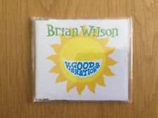"BRIAN WILSON ""Good Vibrations"" Brand New , Sealed , Import CD"