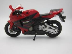 Honda CBR600RR model toy motorcycle Red Sportbike Street Racer Replica No box