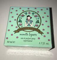 "NANETTE LEPORE ""Shanghai Butterfly"" Eau de Parfum Spray 1.7 fl.oz. NEW Fresh Box"