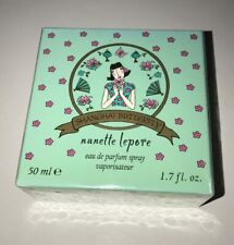 "NANETTE LEPORE ""Shanghai Butterfly"" Eau de Parfum Spray 1.7 fl.oz. NEW Fresh Box"