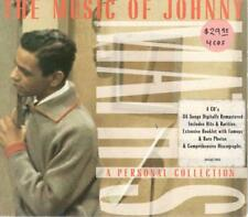 Johnny Mathis; A Personal Collection- Rare  4 Disc Box Set in Slipcase