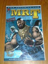 MR.T #1 AP COMICS SIGNED MAY 2005 NM (9.4)
