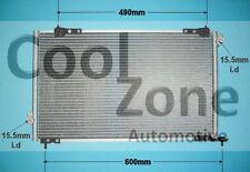 HONDA ACCORD MK 7 Condenser air conditioning 16-1146 80110S1AG01 80110S1AG02