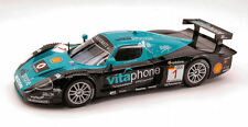 Maserati MC12 #1 World Champion Fia Gt1 2010 Bartels Bertolini 1:24 28004