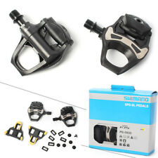"Shimano 105 PD-5800 Carbon SPD-SL Road Bicycle Bike Pedals Clipless 9/16"" yh"