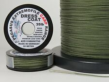 Dress Coat Leadcore  20 Meter 35 lb weed green  sinking semi-soft  1m/0,69 €