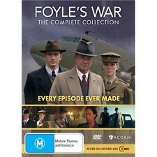 Foyle's Foyles War Complete Series Collection Seasons 1-8 New DVD  Region 4 R4
