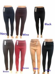 Plus Size Legging Jegging Trouser Fur anti crush joblot 12 pcs