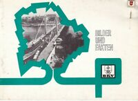 BKV - Bilder und Fakten, Budapest Verkehrsbetriebe Firmen-Chronik + PIN BKV