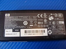 Genuine HP Laptop Charger AC Power Adapter 381090-001 18.5V 3.5A 65W +Power Cord