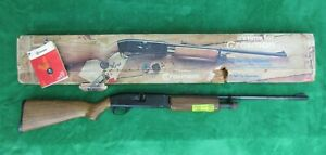 Crosman Model 622 .22 Caliber 6-Shot CO2 Pump Action Air Gun w/ Box Instructions
