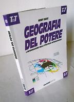 Bakis,GEOGRAFIA DEL POTERE.L'informazione nelle strategie internazionali,1989