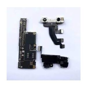 iPhone X Logic Board With Working Face ID Camera and Earpiece- READ Description