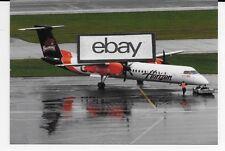 HORIZON AIR DE HAVILLAND DHC-8-402Q #N440QX OREGON STATE BEAVERS POSTCARD