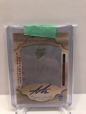 18-19 The CUP Anthony Cirelli Printing Plate Auto 1/1