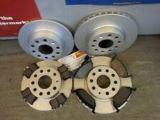 Mk5/6 VW Golf Delantero y Trasero Discos y Pastillas de Freno 1.4 1.6 1.9 (