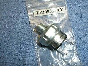 FP209530AV CAMPBELL HAUSFELD PRESSURE SWITCH Set 70-100 PSI New