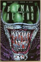GN/TPB Batman / Aliens Two #3-2003 nm- 9.2 DC / Dark Horse Staz Johnson