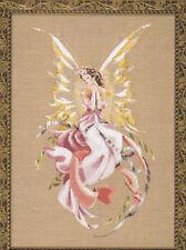 MD Mirabilia  N Corbett TITANIA QUEEN of the Fairies  cross stitch pattern MD 38