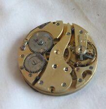 Momevent Pocket Watch - 39Mm Diameter - For Repair Or Parts - Enameld Dial -