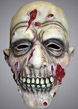 Muerto como Fred The Walking Dead Zombie Látex Máscara Halloween Horror Vestido de fantasía