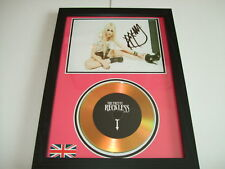 the pretty reckless SIGNED  GOLD CD  DISC 2