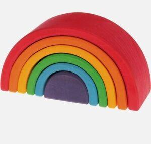Grimm´s  Kleiner Regenbogen Bunt 6 Teile  NEU & Ovp