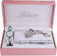 Gift Set Women's Watch Key Holders Pen
