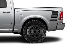 Vinyl Decal BED STRIPE Wrap for Dodge Ram Truck 09-14 1500/2500/3500 Matte Black