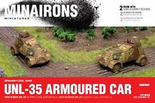 Minairons 1:72 UNL-35 armoured car - 20mm Spanish Civil War