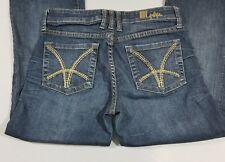 KUT From The Kloth Jackie BootCut DarkWash Stretch Jeans Size 2