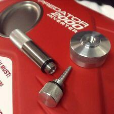 PREDATOR II  2000 WATT GENERATOR EXT RUN GAS CAP, OIL FILL/DRAIN TUBE, DIPSTICK