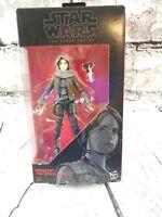 "Star Wars The Black Series # 22  Jyn Erso ( 6"" Action Figure Hasbro"
