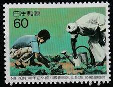 Japan postfris 1985 MNH 1665 - Volunteers